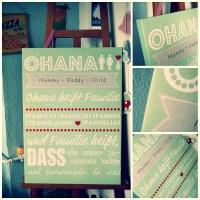 HalloLeinwand: Ohana heißt Familie