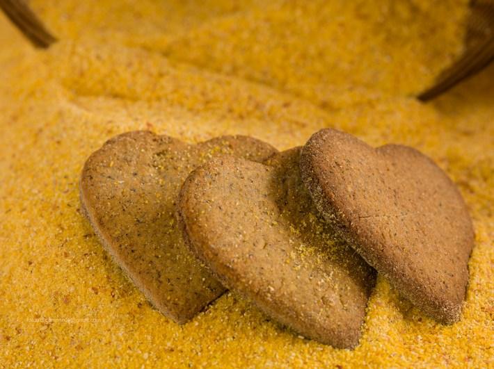 Valle del Chiese 7263 Boniprati Malga Table biscotti polenta
