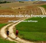 Via Francigena, nuovo sito ufficiale