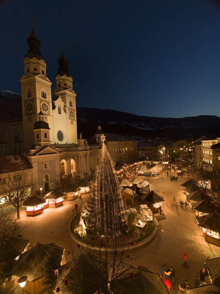 Bressanone 237M Piazza Duomo Mercatino di Natale
