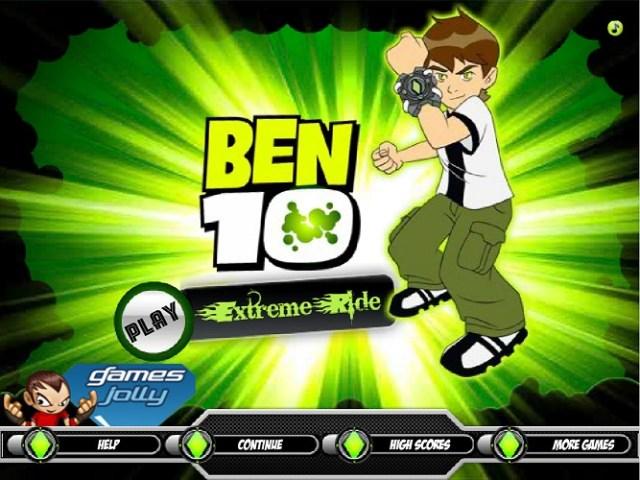 ben 10 online games play now