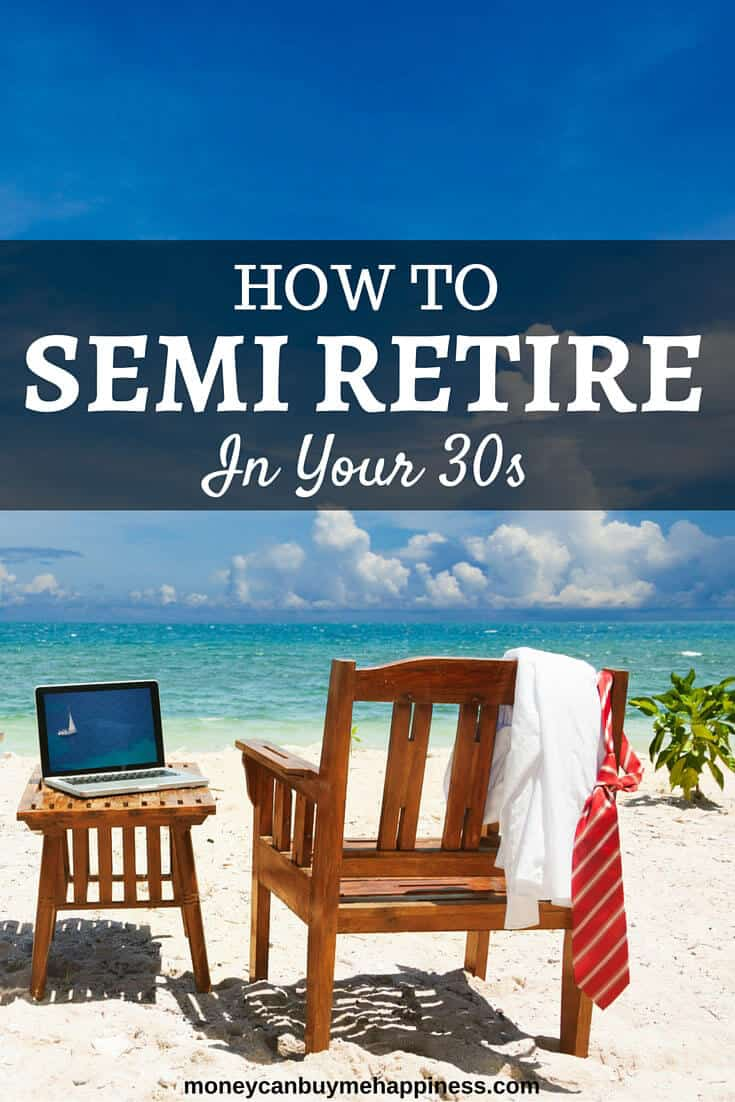 How to Semi-Retire in Your 30s