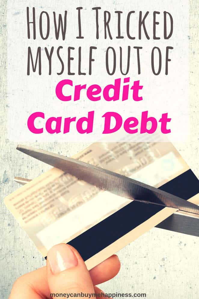The Mind Trick I Used to Cure My Credit Card Debt