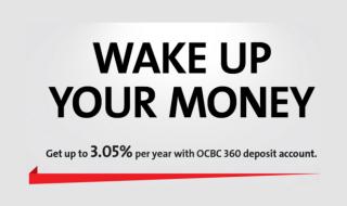 OCBC 360 Account