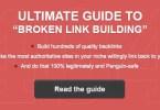 Broken link Building guide Special