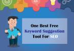 Best Free Keyword Suggestion Tool