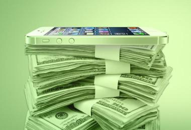 Make money with your smartphone