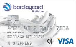 barclaycard_plat - Credit cards to save you money