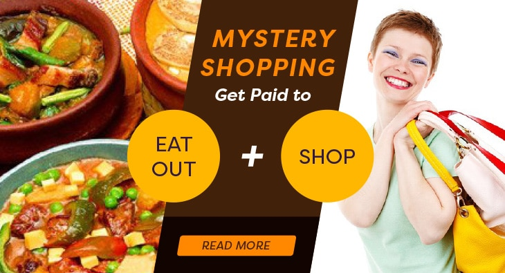 Mystery shopping