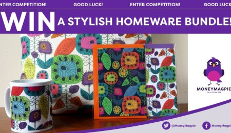 Competition: Win a unique and stylish designer homeware bundle