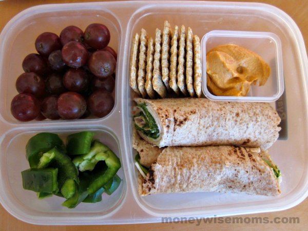 10 Fun School Lunch Ideas