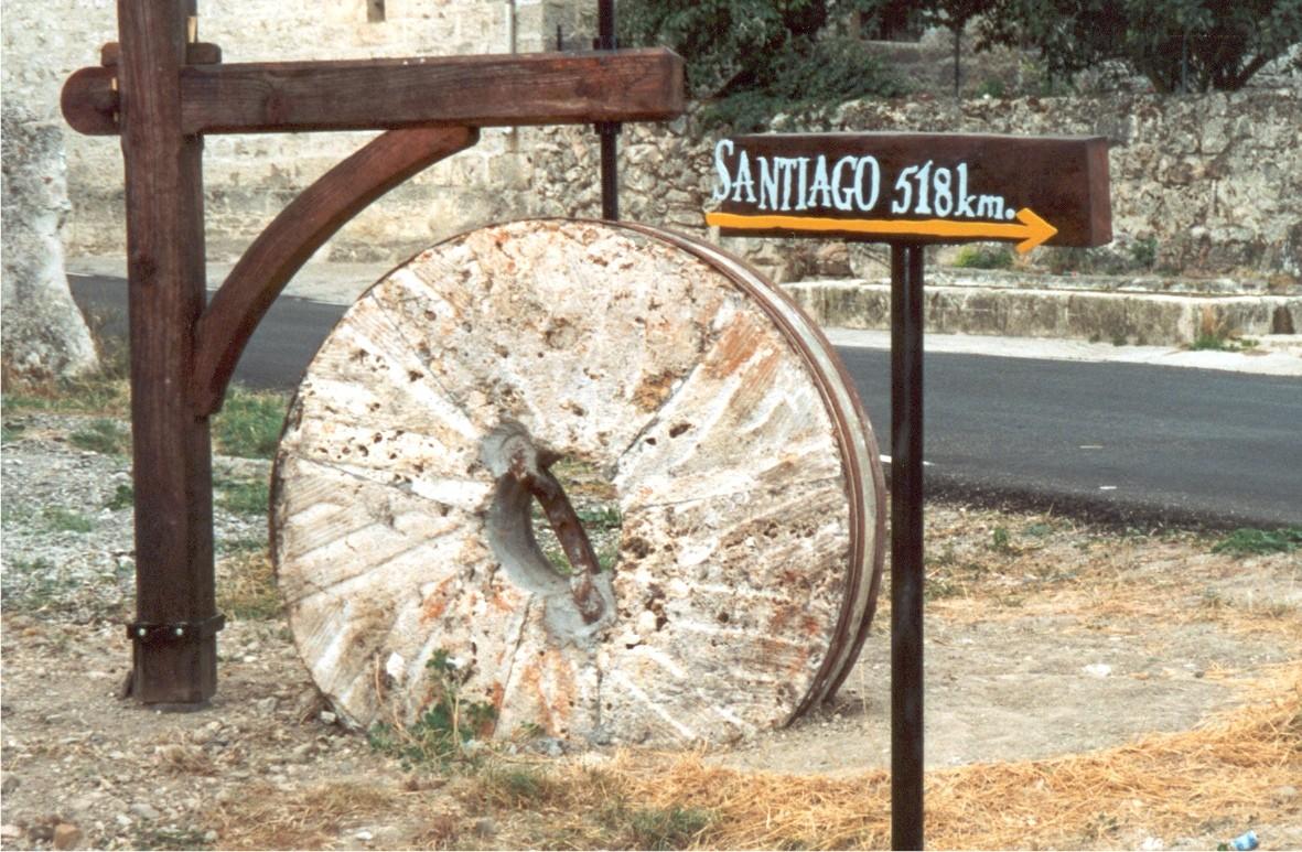 Meu Caminho de Santiago (parte1)