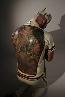 Tattoo Reveal Latex - Icaro