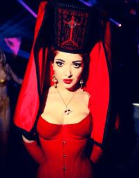 Red Kalimavkion - Karina Akopyan