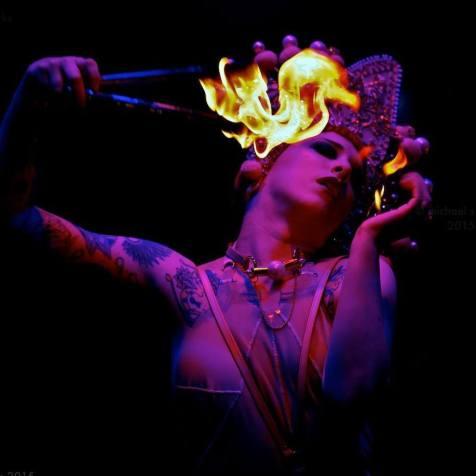 Fire Eater - Missy Macabre http://missymacabre.blogspot.co.uk/