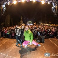 Serbările Zăpezii 2015: Alina Eremia a stins luminile la Vatra Dornei!