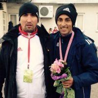 Medalie de bronz pentru Andrei Dorin Rusu la Campionatul Balcanic de Cros