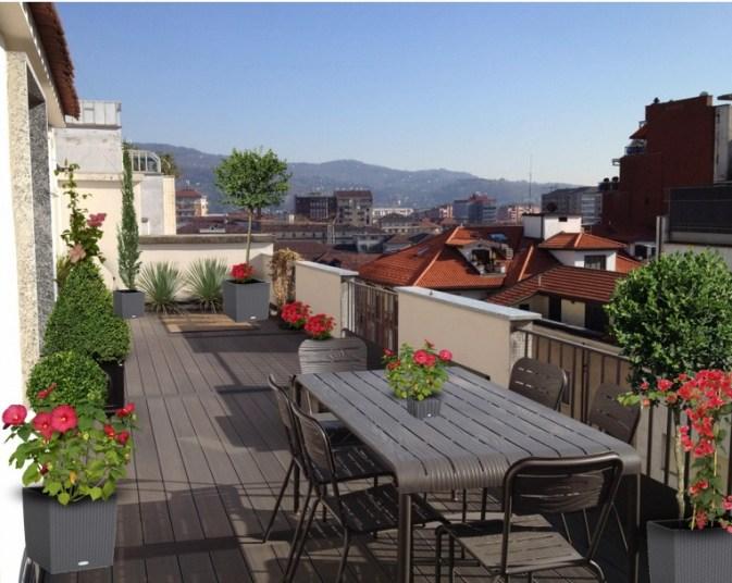 Am nager une grande terrasse en ville monjardin - Une terrasse en ville ...
