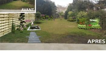 Idées pour amenager un jardin en longueur   monjardin-materrasse.com