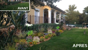 Aménager un jardin méditerranéen : les règles | monjardin ...