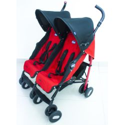 Small Crop Of Chicco Double Stroller
