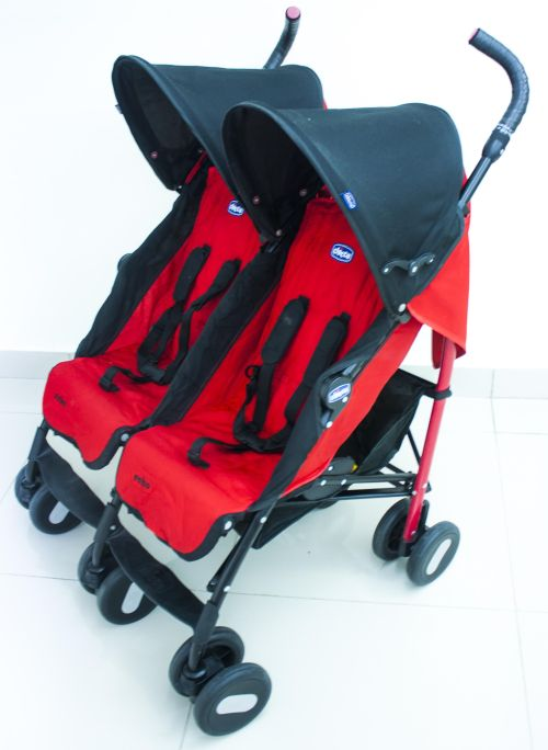 Medium Of Chicco Double Stroller
