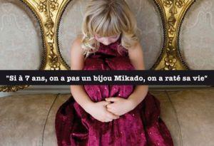 Mikado, Joaillerie pour Enfants