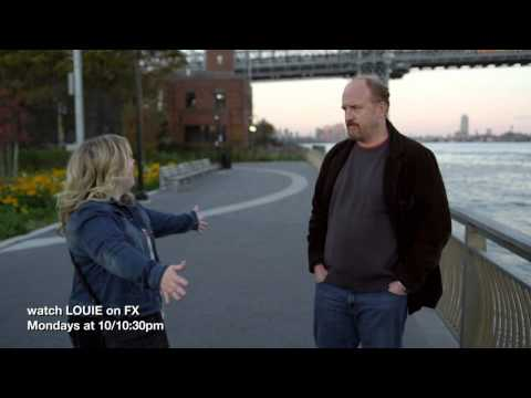 Video thumbnail for youtube video Louis C.K. and Sarah Baker Bring Up 'Fat Girl' Chatter VIDEO - Monsters and Critics