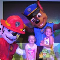 Paw Patrol Heroes are on the Beat at Sandton City