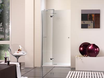 Mampara de ducha modelo 802 ducha de cristal carpinteria for Mamparas ducha barcelona