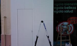 fachada panel composite