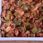 Wild Turkey And Sausage Jambalaya
