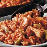 Wild Turkey Jambalaya