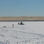 The Ice is Melting in the North Central Montana Fishing Report