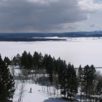 Hebgen Lake Ice Conditions