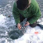 The ice is getting thin in the Northwest and North Central Fishing Reports