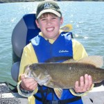 Good Fishing in the Fort Peck Reservoir Loomis Fishing Report