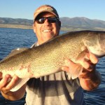 Big Fish Caught Getting Ready For The Canyon Ferry Walleye Festival