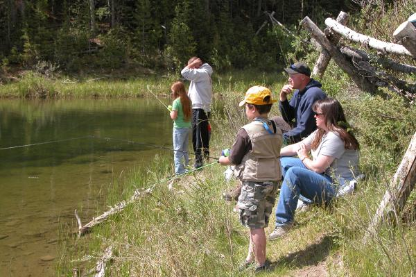 Kids to Fish Rod & Tackle Loaner Program Expands Again