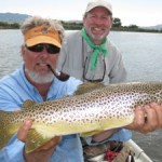 Rock Creek, Georgetown, Blackfoot Fishing Well in the John Perry Fly Fishing Report