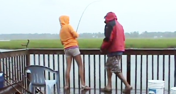 I don't care what you say. Fishing is NOT Boring [VIDEO]