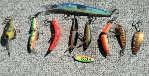 Lures - Rainbow Trout