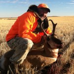 Opening Weekend Antelope Report from The Captain