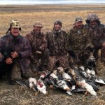 Canadian Waterfowl Hunting: Captain's Column