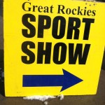 Day One at The Great Rockies Sports Show