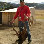 "Montana Hunter Bags Bull in ""Favorite Spot""…Again"
