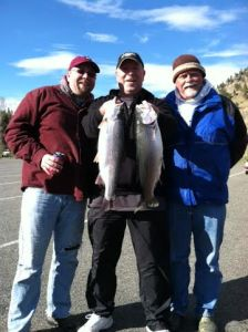 Salmon Steve, Gregg Cooney and Brian Jones