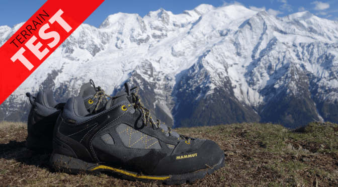 Test chaussure Ridge Low GTX Mammut