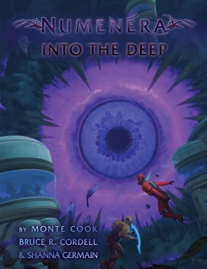 Numenera Into The Deep -  Monte Cook Games