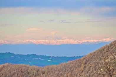 A 200 km. le Pre Alpi di Verona viste da Montefenaro